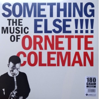 Ornette Coleman - Something Else!!! The Music Of Ornette Coleman