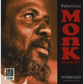 Thelonious Monk Quartet - Misterioso (Recorded On Tour)