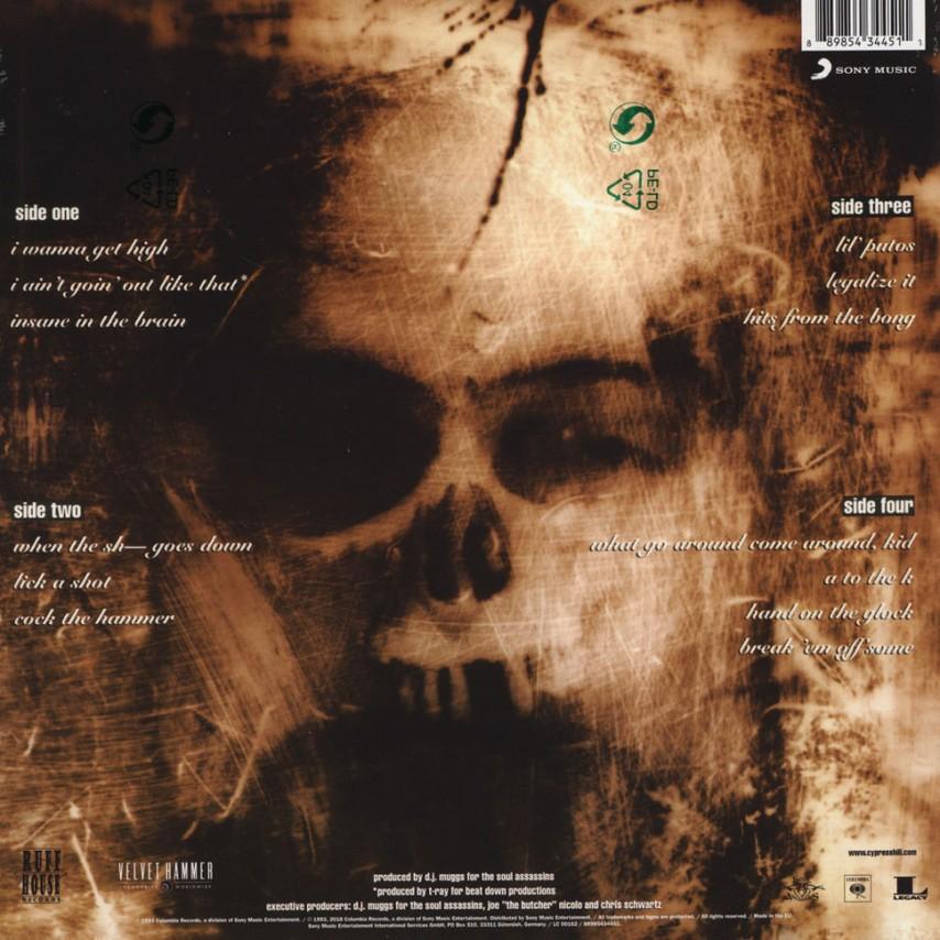 Cypress Hill - Black Sunday
