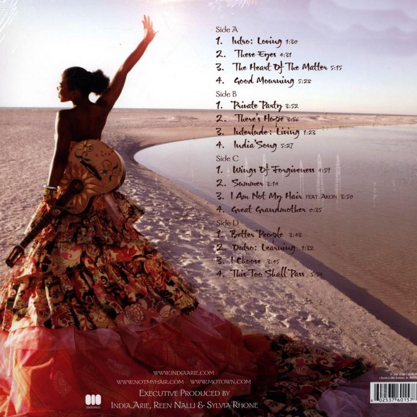 India.Arie - Testimony: Vol. 1: Life & Relationship