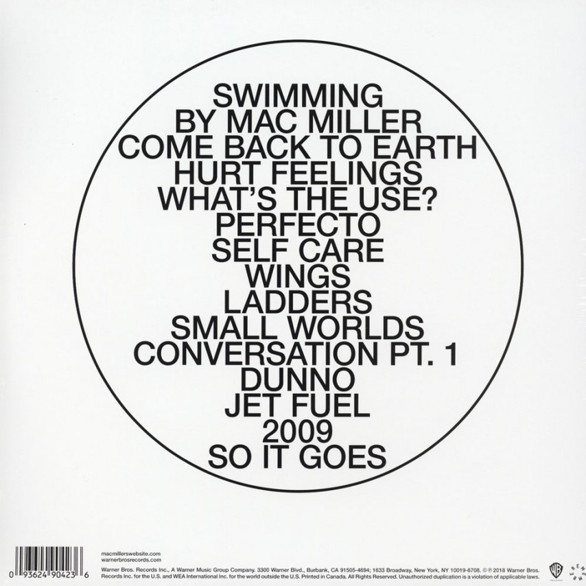 Mac Miller - Swimming
