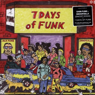 7 Days Of Funk - 7 Days Of Funk