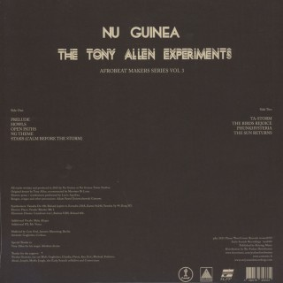 Nu Guinea - The Tony Allen Experiments