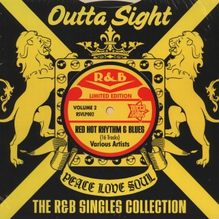 Various Artists - Outta Sight The R&B Singles Collection Volume 2