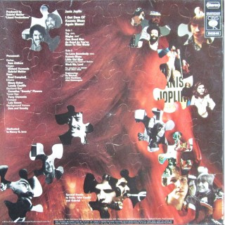 Janis Joplin - I Got Dem Ol´ Kozmic Blues Again Mama!