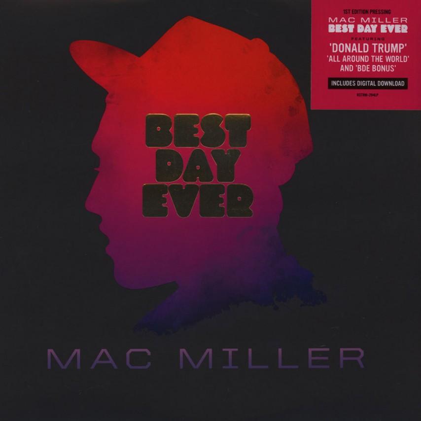 Mac Miller - Keep Floatin' - Piano Solo