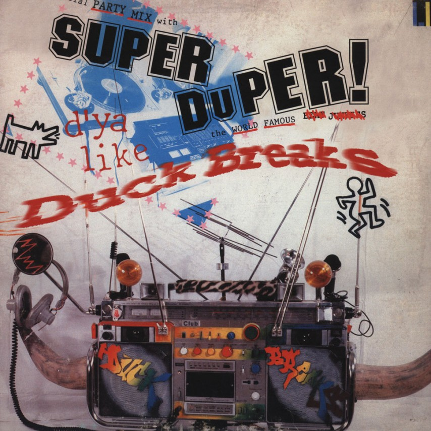 The Tablist - Super Duper Duck Breaks