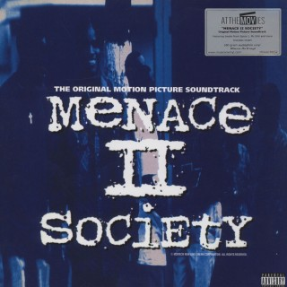Various Artists - Menace II Society (The Original Motion Picture Soundtrack)
