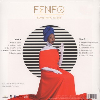 Fatoumata Diawara - Fenfo - Something To Say