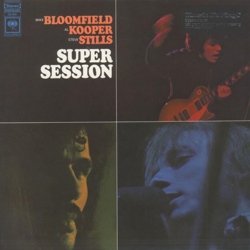 Bloomfield/Kooper/Stills - Super Session