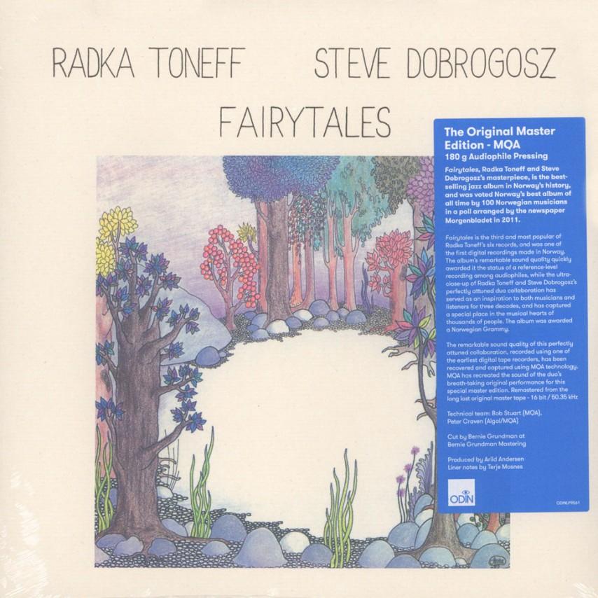 Radka Toneff / Steve Dobrogosz  - Fairytales