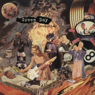 Green Day - Insomniac