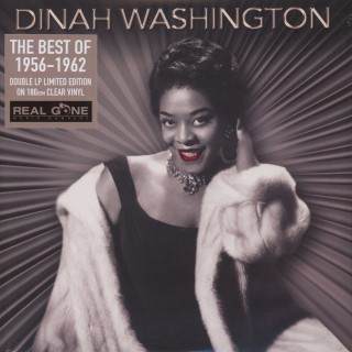 Dinah Washington - Dinah Washington ‎– Best Of 1956-1962