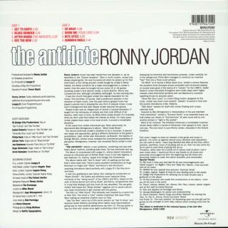 Jordan Ronny - The Antidote