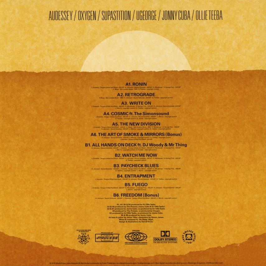 Soundsci - Walk The Earth