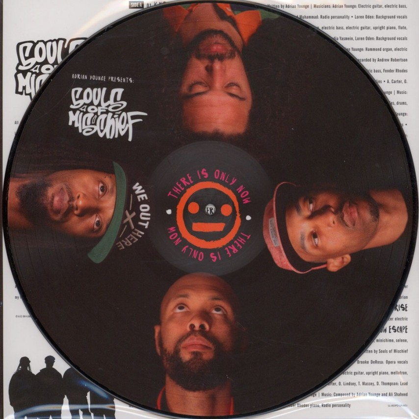 Souls Of Mischief - There Is Only Now