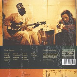 Ali Farka Touré With Ry Cooder - Talking Timbuktu