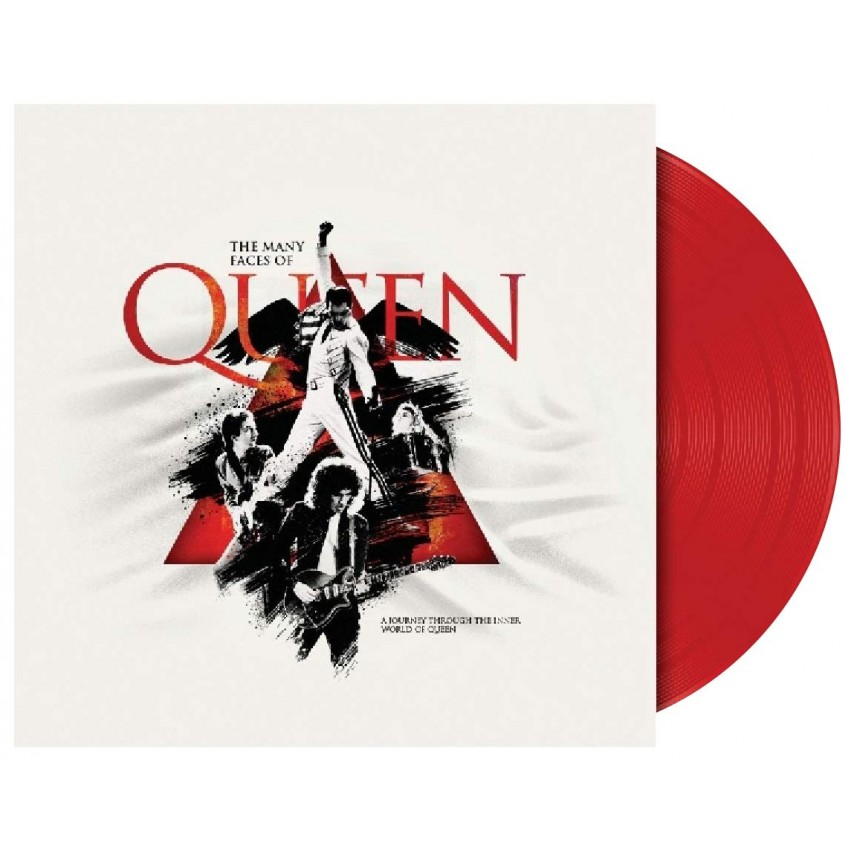 Various Artists - The Many Faces Of Queen