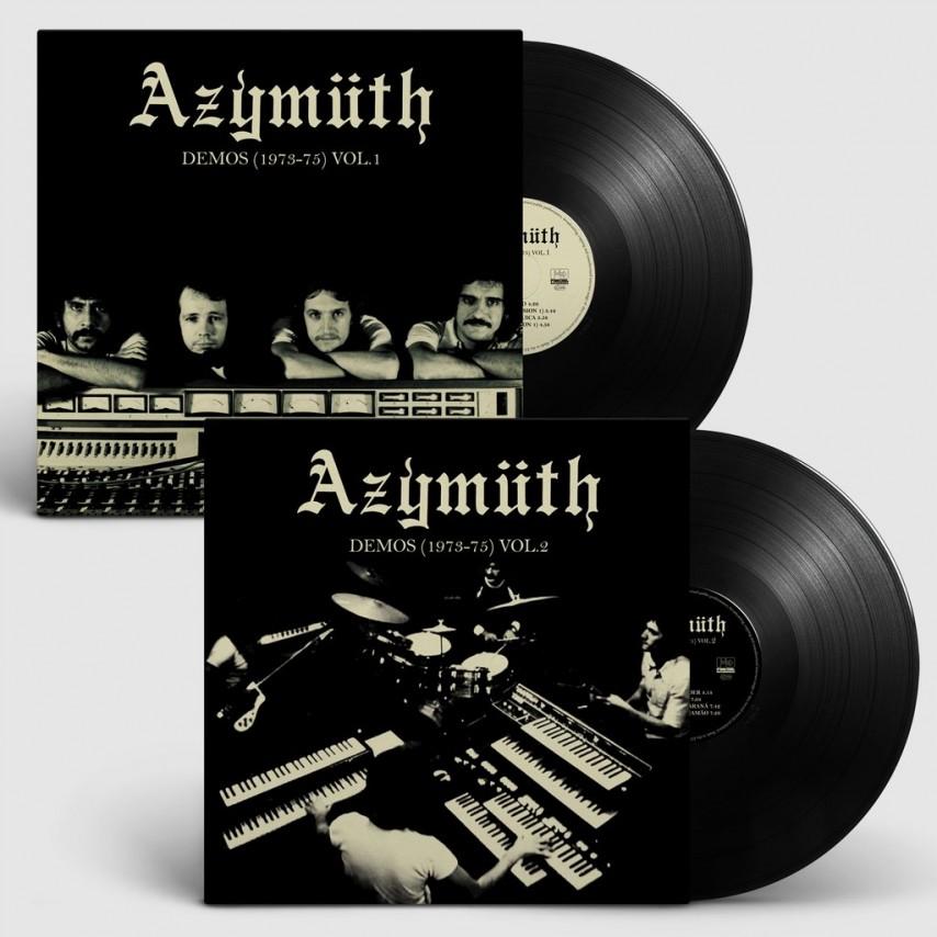 Azymuth - Demos (1973-75) Volumes 1&2