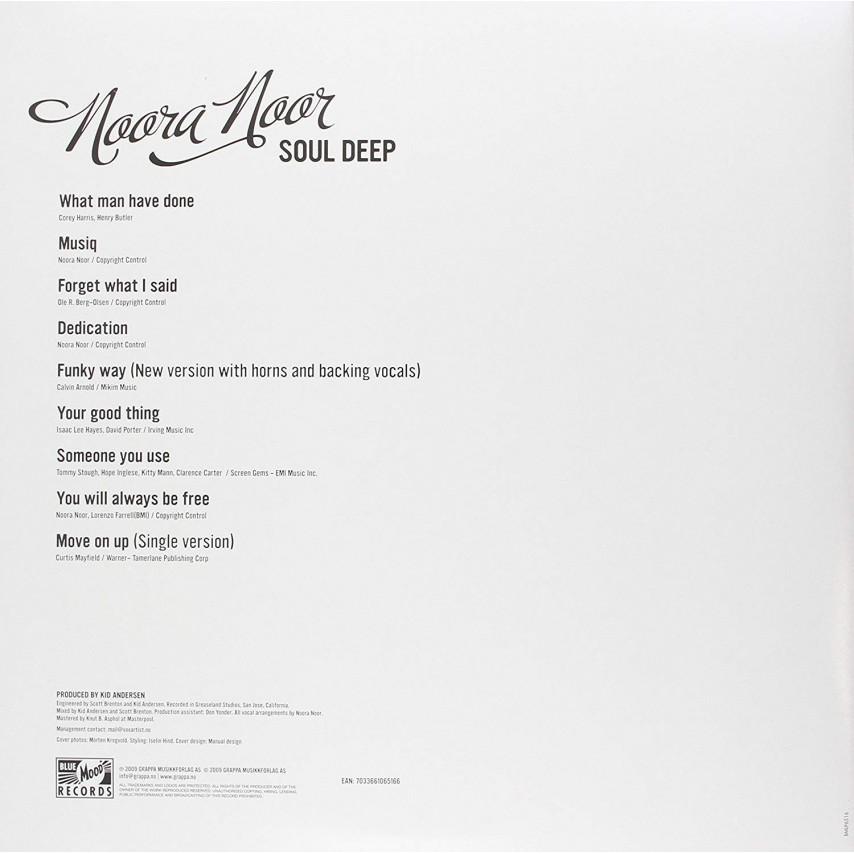 Noora Noor - Soul Deep