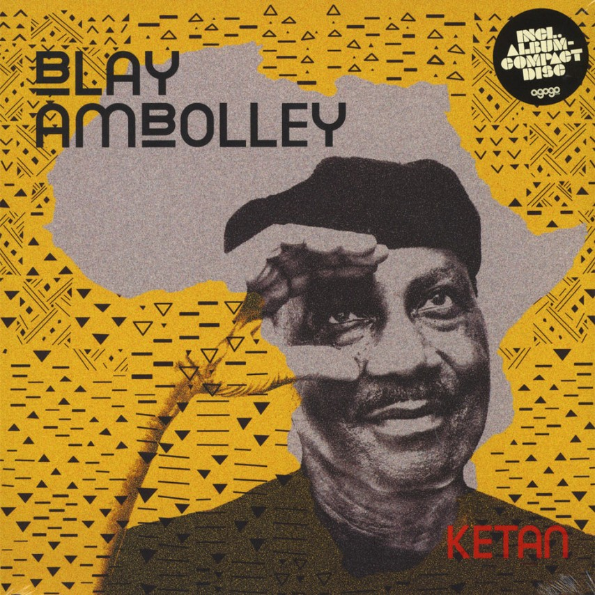 Blay Ambolley - Ketan