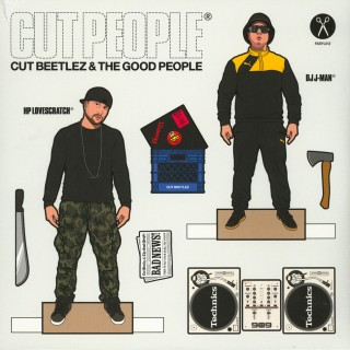 Cut Beetlez & The Good People - Cut People