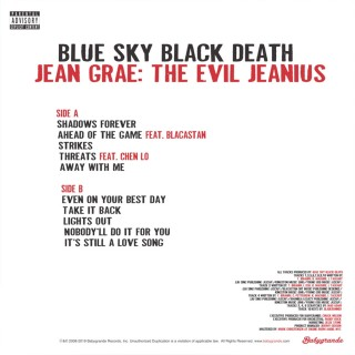 Jean Grae - The Evil Jeanius