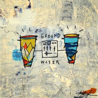 Blu & Damu The Fudgemunk - Ground & Water (Blue Vinyl)