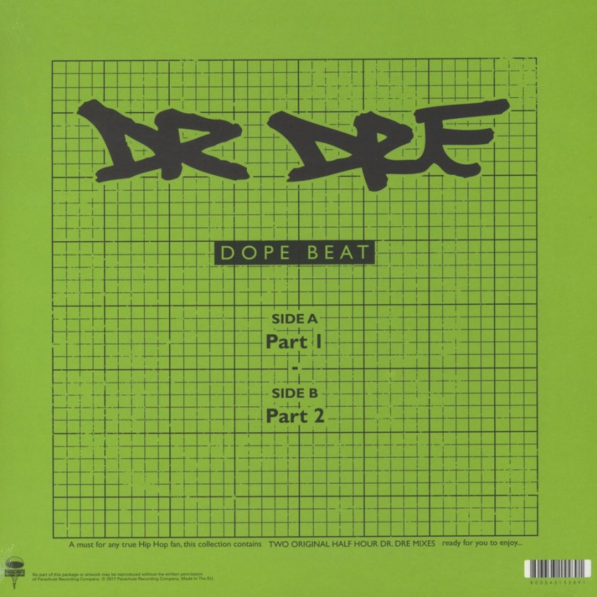 Dr. Dre - Dope Beat