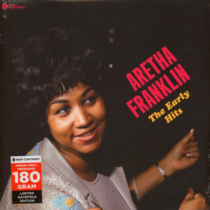 Aretha Franklin - The Early Hits (Special Gatefold Edition)