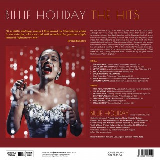 Billie Holiday - The Hits