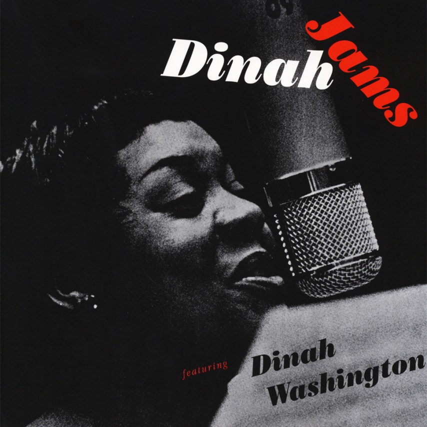 Dinah Washington - Dinah Jams (Gatefold Sleeve Edition)