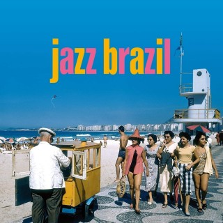 Various Artists - Jazz Brazil - Jazz Bossa Nova Hits