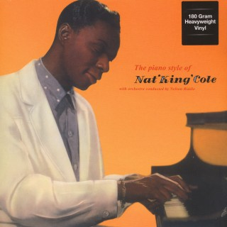 Nat King Cole - The Piano Style Of Nat 'King' Cole