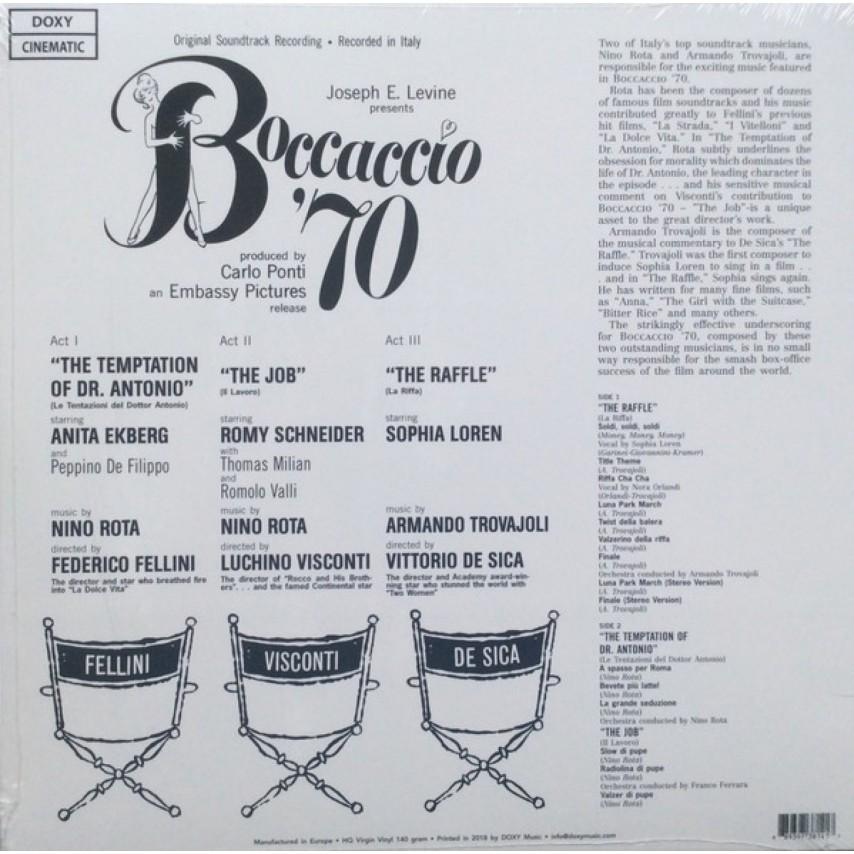 Original Soundtrack - Boccaccio '70 (Original Soundtrack)