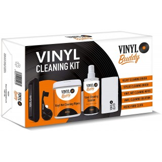 Vinyl Buddy - Vinyl Record Cleaning Kit