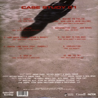 Daniel Caesar - Case Study 01