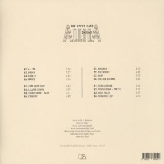 Alltta - The Upper Hand