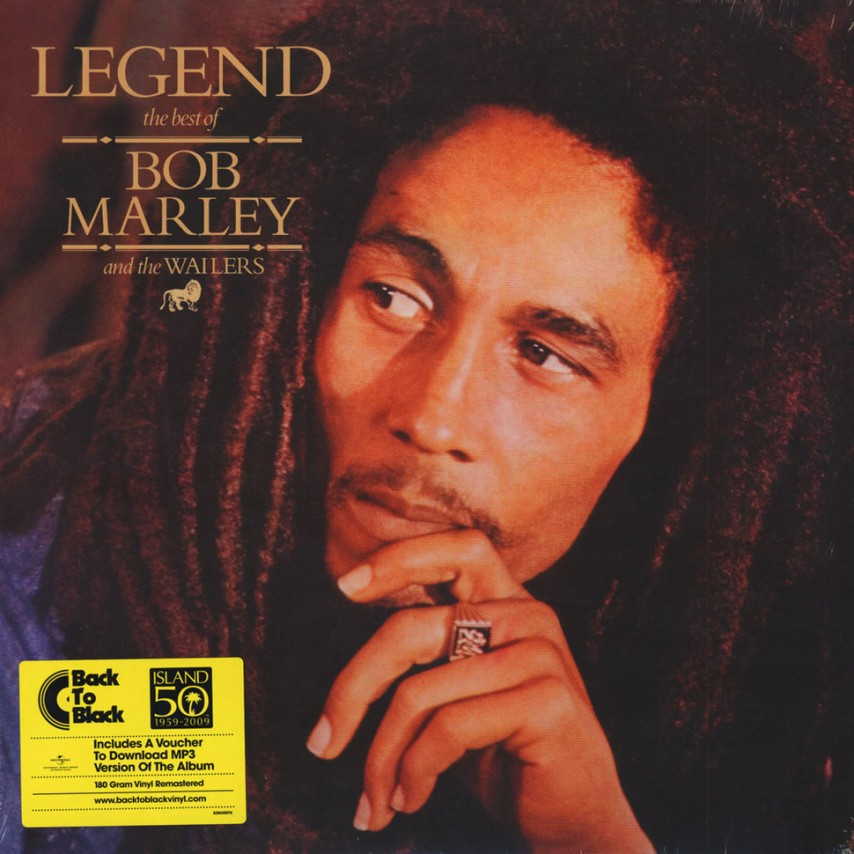 Bob Marley & The Wailers - Legend: The Best Of Bob Marley & The Wailers