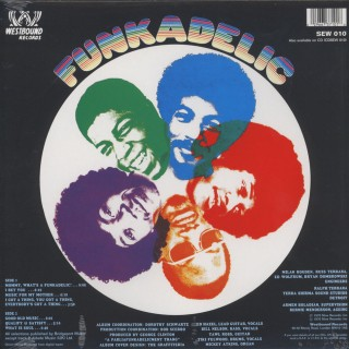 Funkadelic - Funkadelic