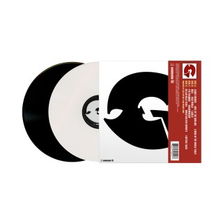 GZA - Liquid Swords - The Instrumentals (Black & White Edition)
