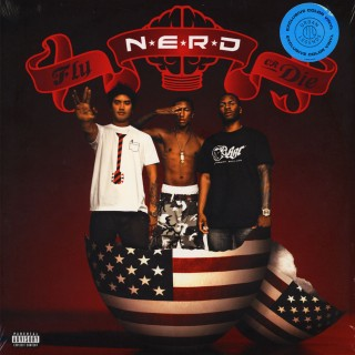 N*E*R*D - Fly Or Die (Limited Red Vinyl Edition)
