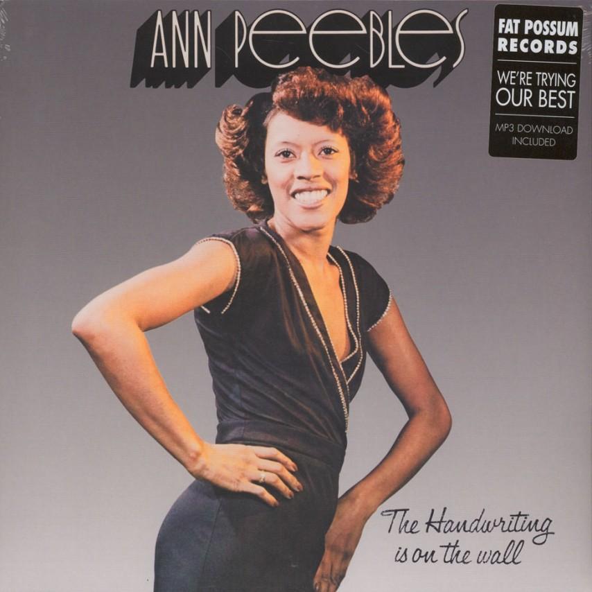 Ann Peebles - Handwriting Is On The Wall