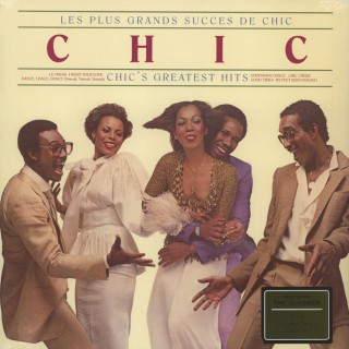 Chic - Les Plus Grands Succes De Chic - Chic's Greatest Hits