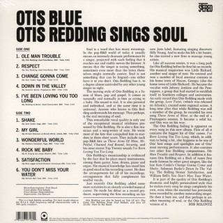 Otis Redding - Otis Blue / Otis Redding Sings Soul