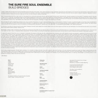 The Sure Fire Soul Ensemble - Build Bridges