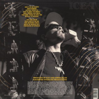 Ice-T - The Iceberg (Freedom Of Speech... Just Watch What You Say)