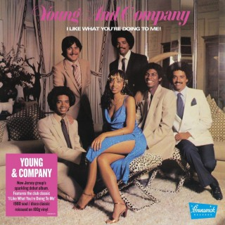 Young And Company - I Like What You're Doing To Me!
