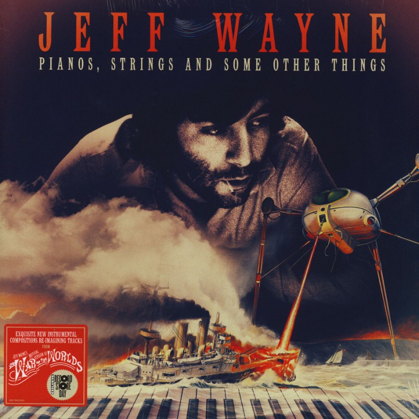 Jeff Wayne - Pianos, Strings And Some Other Things