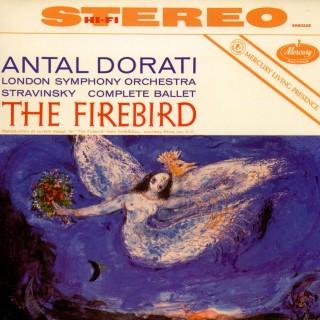 Antal Dorati - Stravinsky-The Firebird